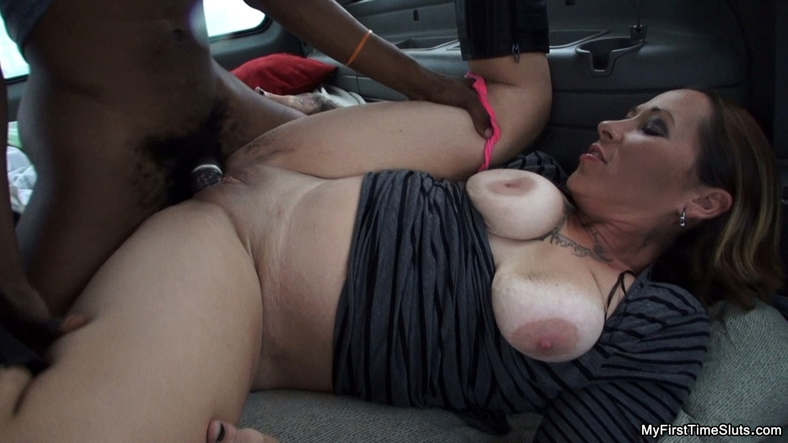 My first time to fuck